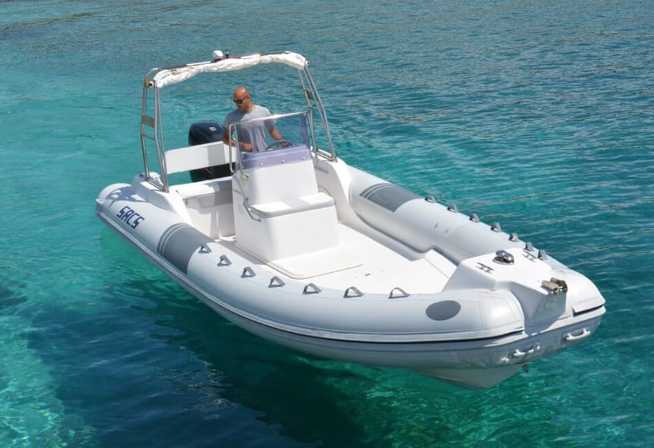 26.2 Ft Inflatable Boat