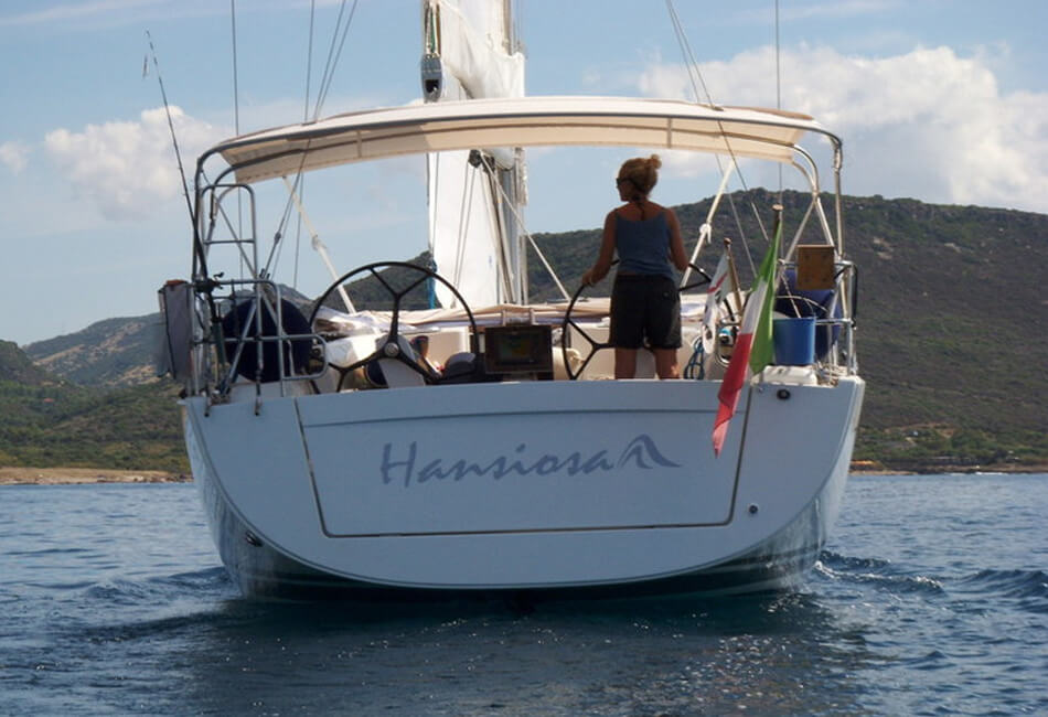 44.3 ft Hanse Sail Yacht